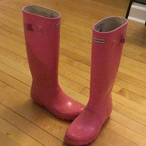 Women's Hunter Boots size 9